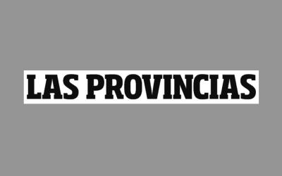 Entrevista en Periódico Las Provincias