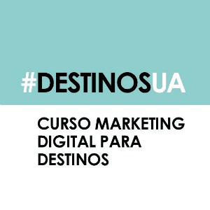Curso Marketing para Destinos Turísticos UA