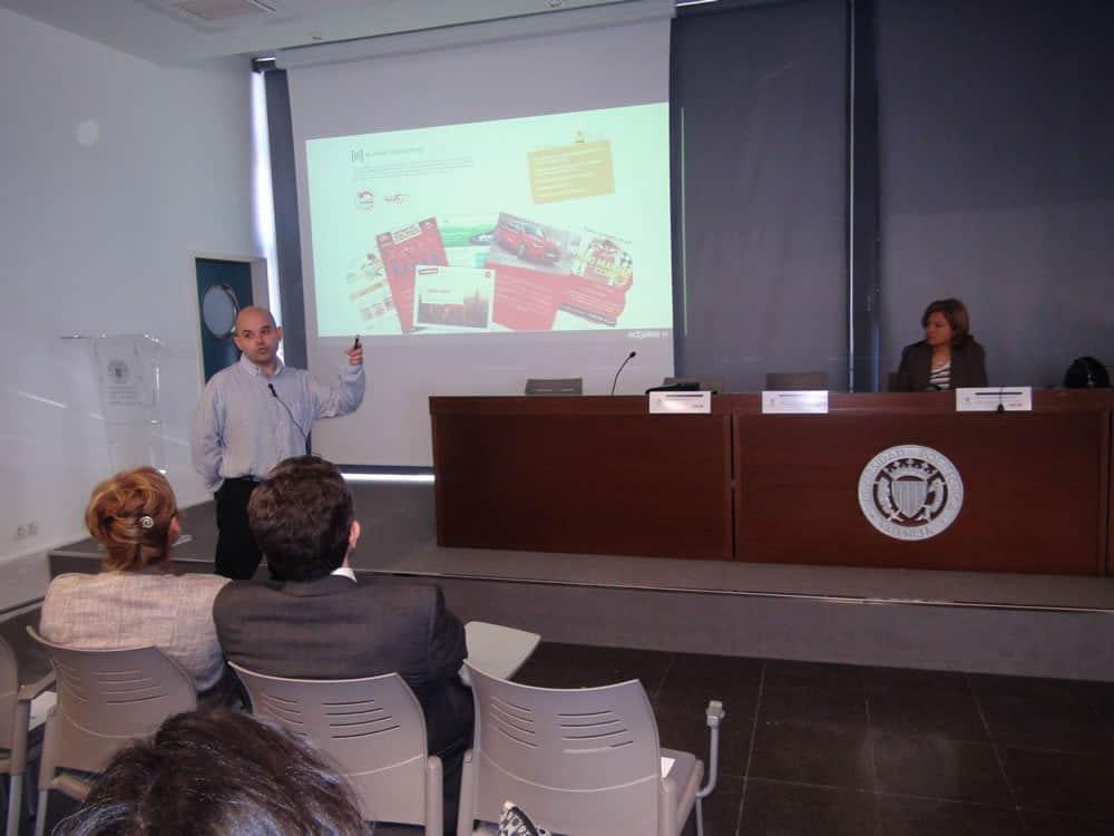 Marketing Online en la Universidad Politécnica de Valencia