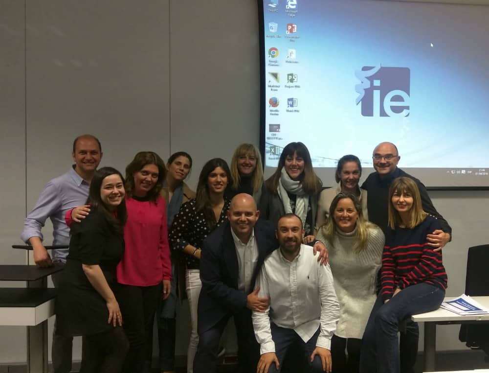 IE Business School - Marketing Digital