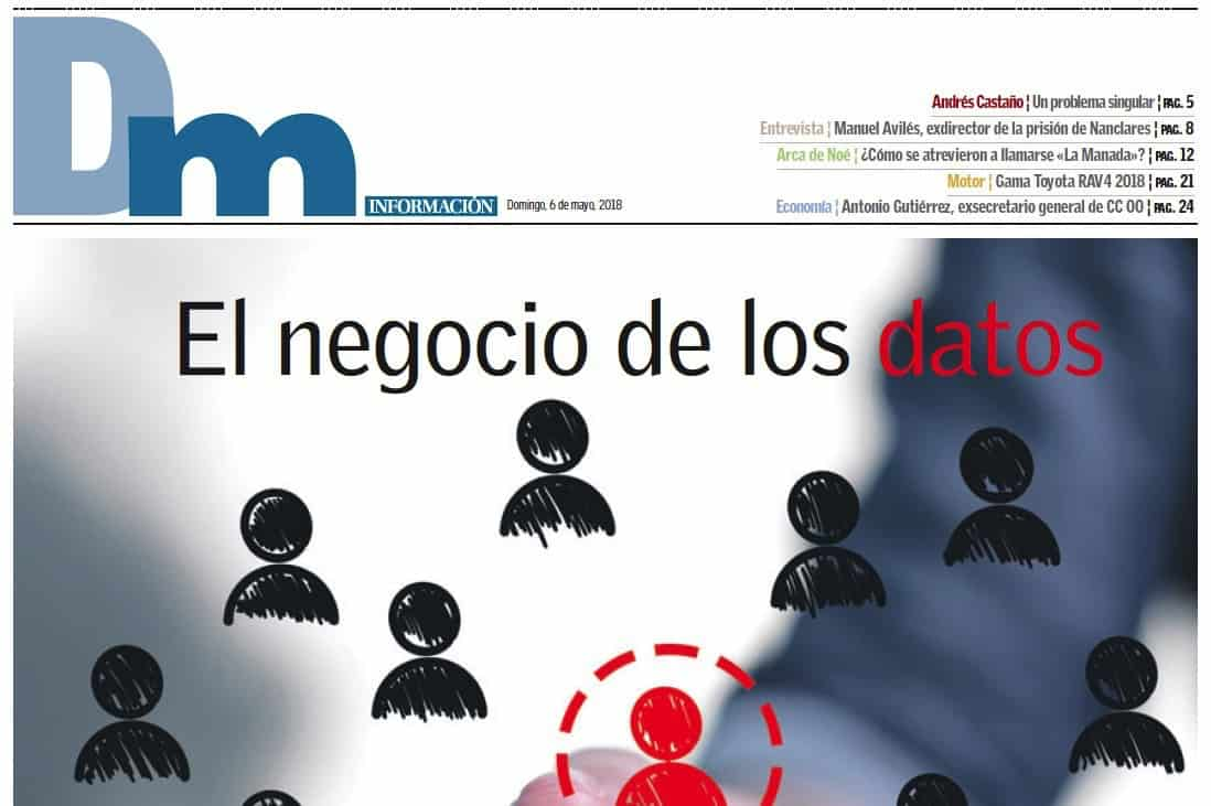 El Negocio de los Datos - Diario Información