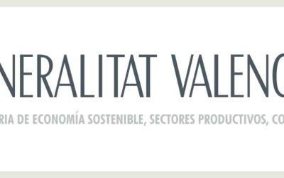 Visita del Conseller de Economía de la Generalitat Valenciana