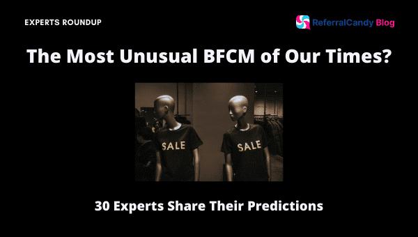 Predicción de BFCM (Black Friday Cyber Monday) por 30 Expertos en Ecommerce